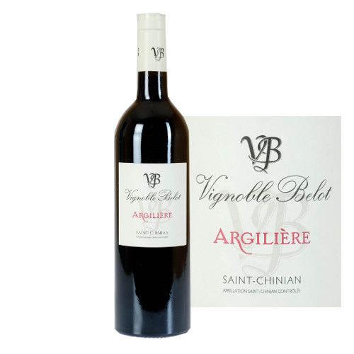 フランス 赤ワイン ラングドックAOCサンシニアン  ドメーヌ・ベロ ラルジリエール 2015年 750ml