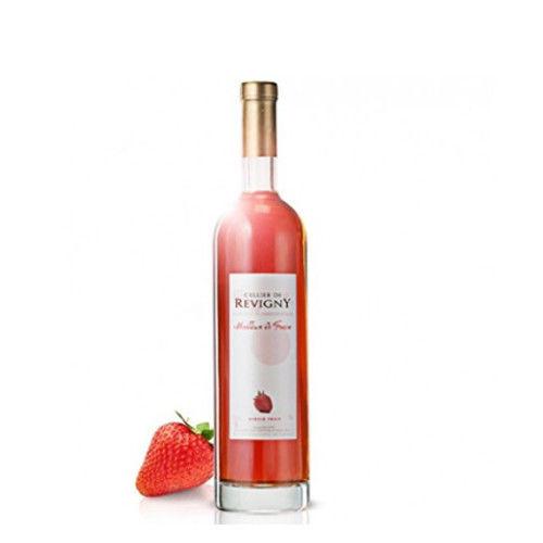 日本新発売 珍しい苺のワイン ハーフボトル フランス セリエ・ド・ルヴィニ-