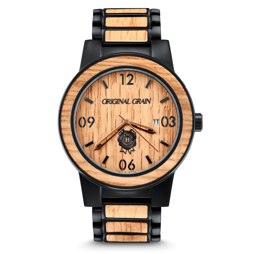 JIM BEAM BLACK(R) 【THE GENTLEMAN'S KIT】- RECLAIMED SERIES/LIMITED EDITION/AUTOMATIC  -