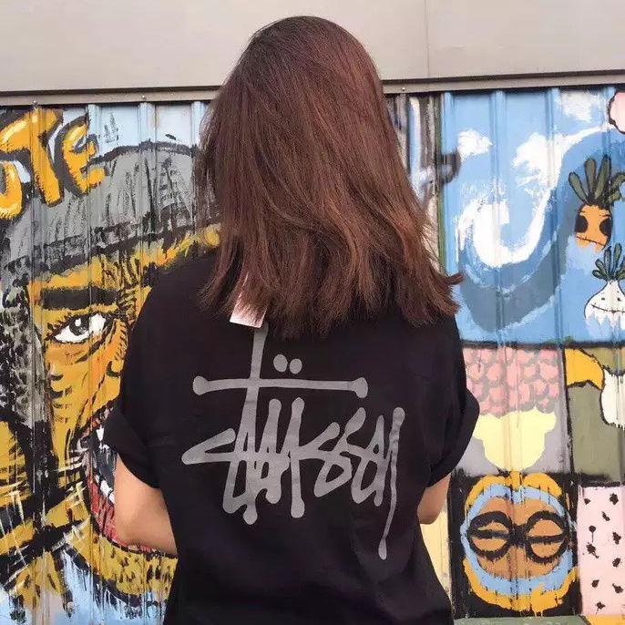 ステューシー   トップス   Tシャツ    半袖  ima-1301