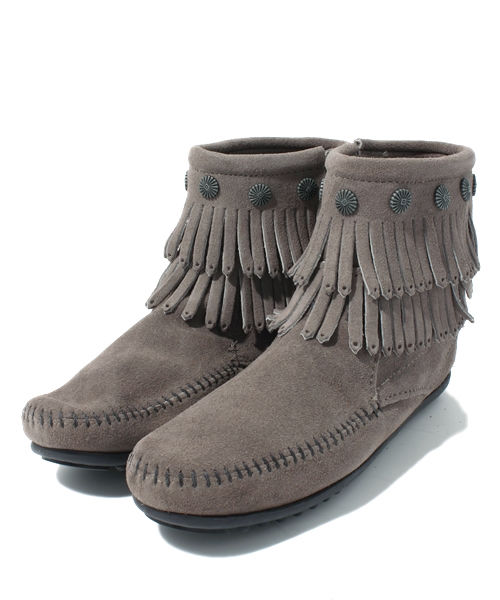 【MINNETONKA】DOUBLE FRINGE SIDE 82493904
