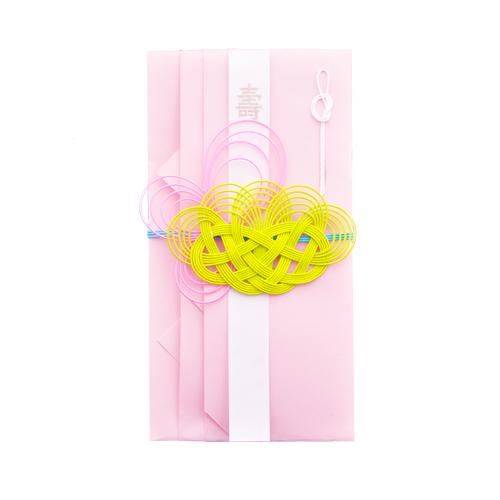 ご祝儀袋 hana (pink)