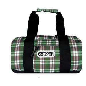 OUTDOOR PRODUCTS チェックボストンバック 12439259
