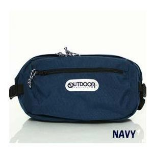 OUTDOOR PRODUCTS ボディバッグM NAVY