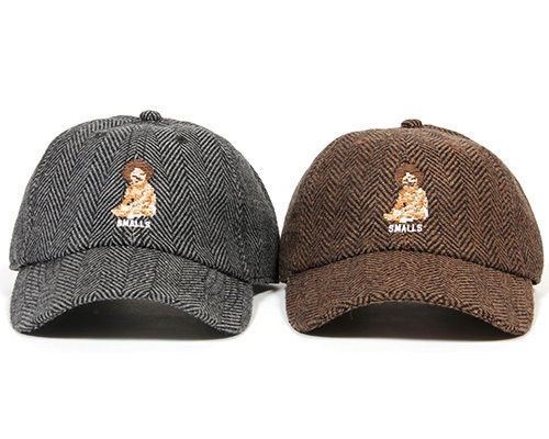 "BBP / ""Biggie & Smalls"" Wool Blend Low Profile Cap"