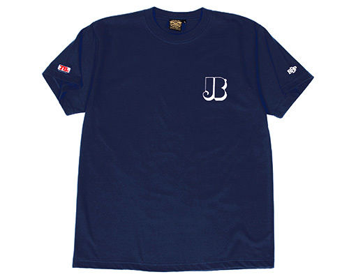 "BBP / James Brown x BBP ""Brown 72"" Tee Navy"