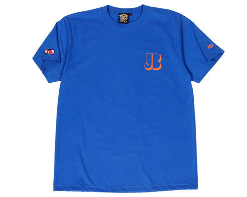 "BBP / James Brown x BBP ""Brown 72"" Tee R.Blue"