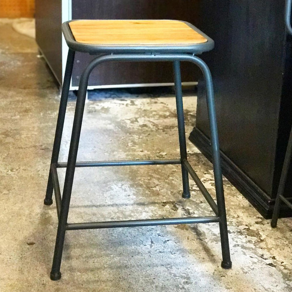 French Army Stool