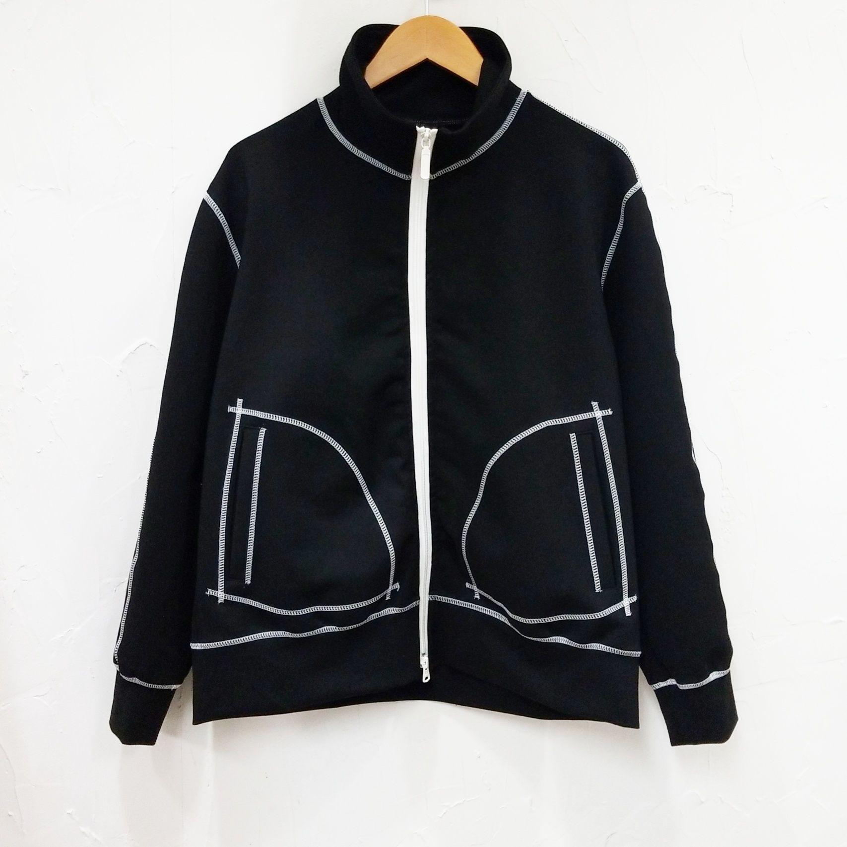 Liss リス design stitch jersey TRACK JK (メンズ)