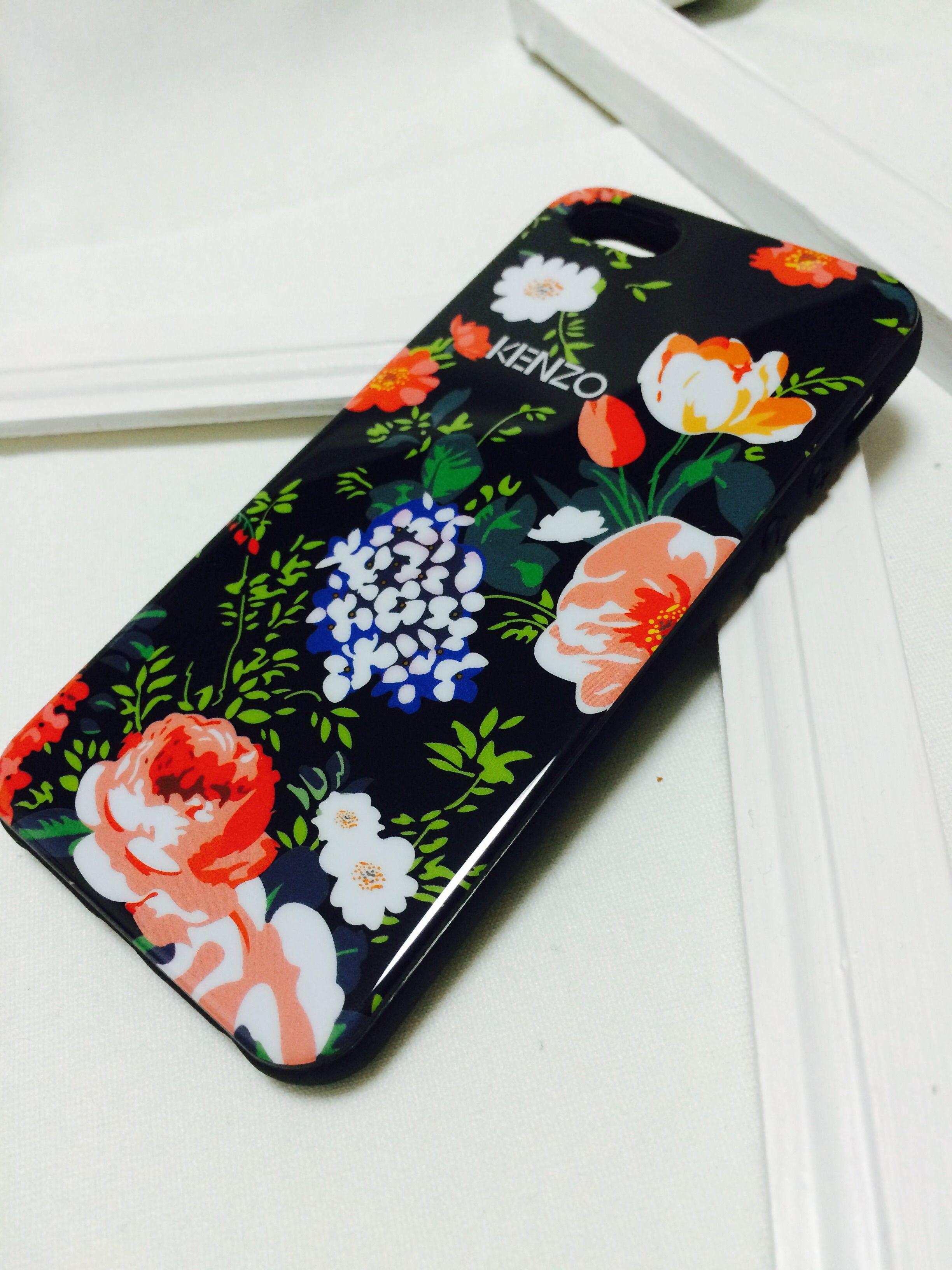 KENZO iPhone 5/5sケース