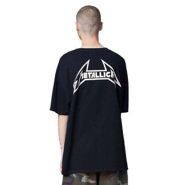 FEAR OF GOD  メタリカ Tシャツ