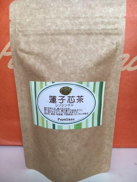 【新商品】 蓮子芯茶 100g(レンシンチャ)