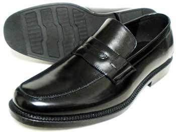 BELOUOMO ローファー ビジネスシューズ 黒 4E(EEEE) 28cm、29cm、30cm【大きいサイズ(ビッグサイズ)メンズ紳士靴】  のコピー  のコピー