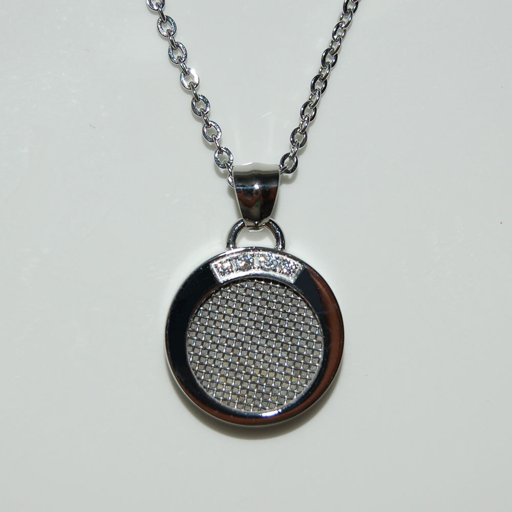 DF-469(STEEL)ネックレス