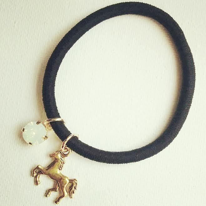 horse hair accessory