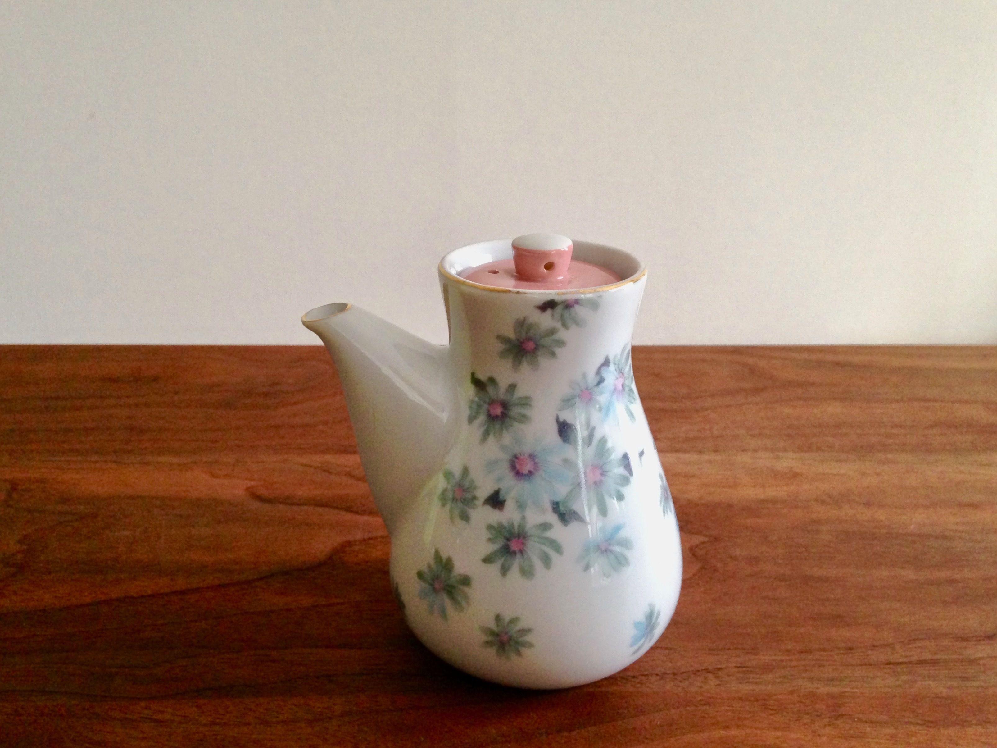 1970-80年代の鳴海製陶のソース入れ12cm