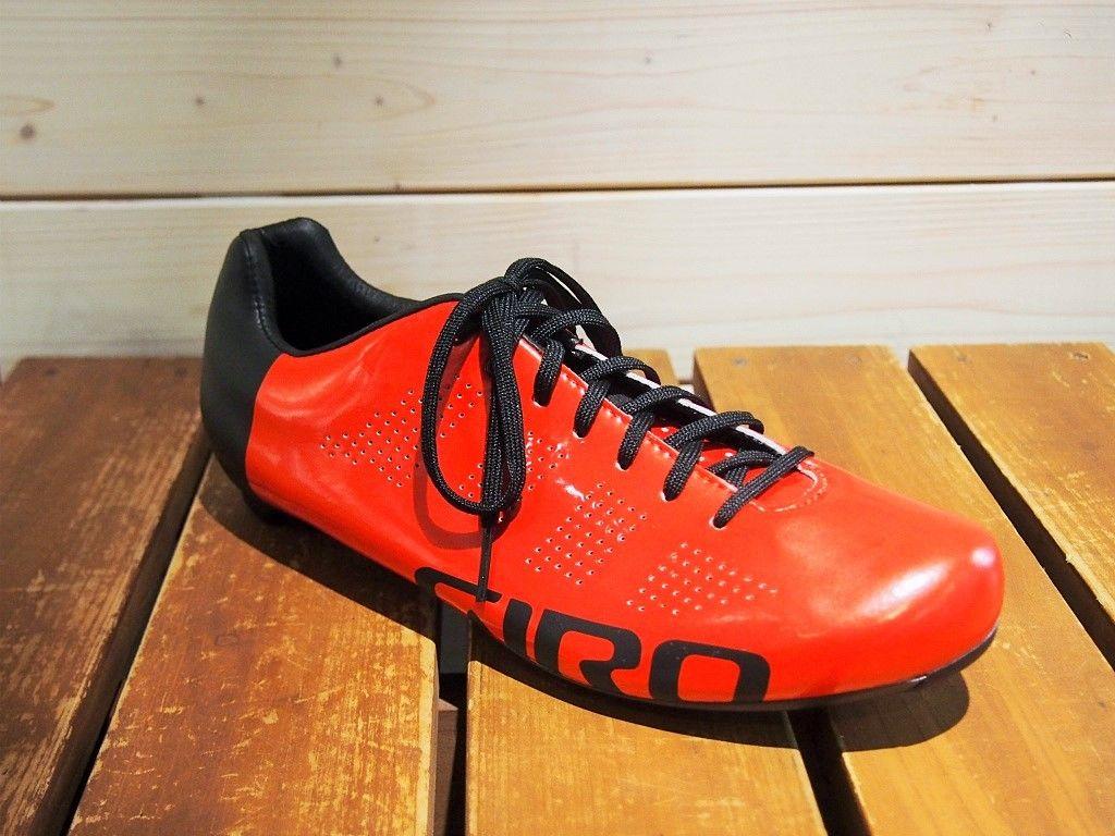 Giro EMPIRE ACC {RED/BLK}42サイズ