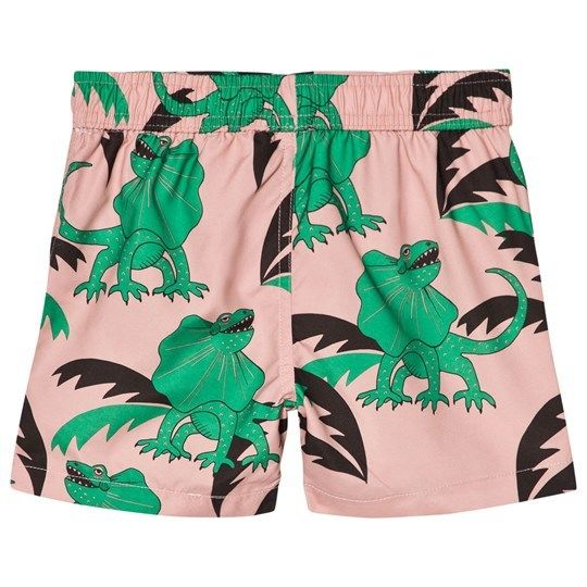 【 mini rodini 2018SS 】Draco swimshorts/ green