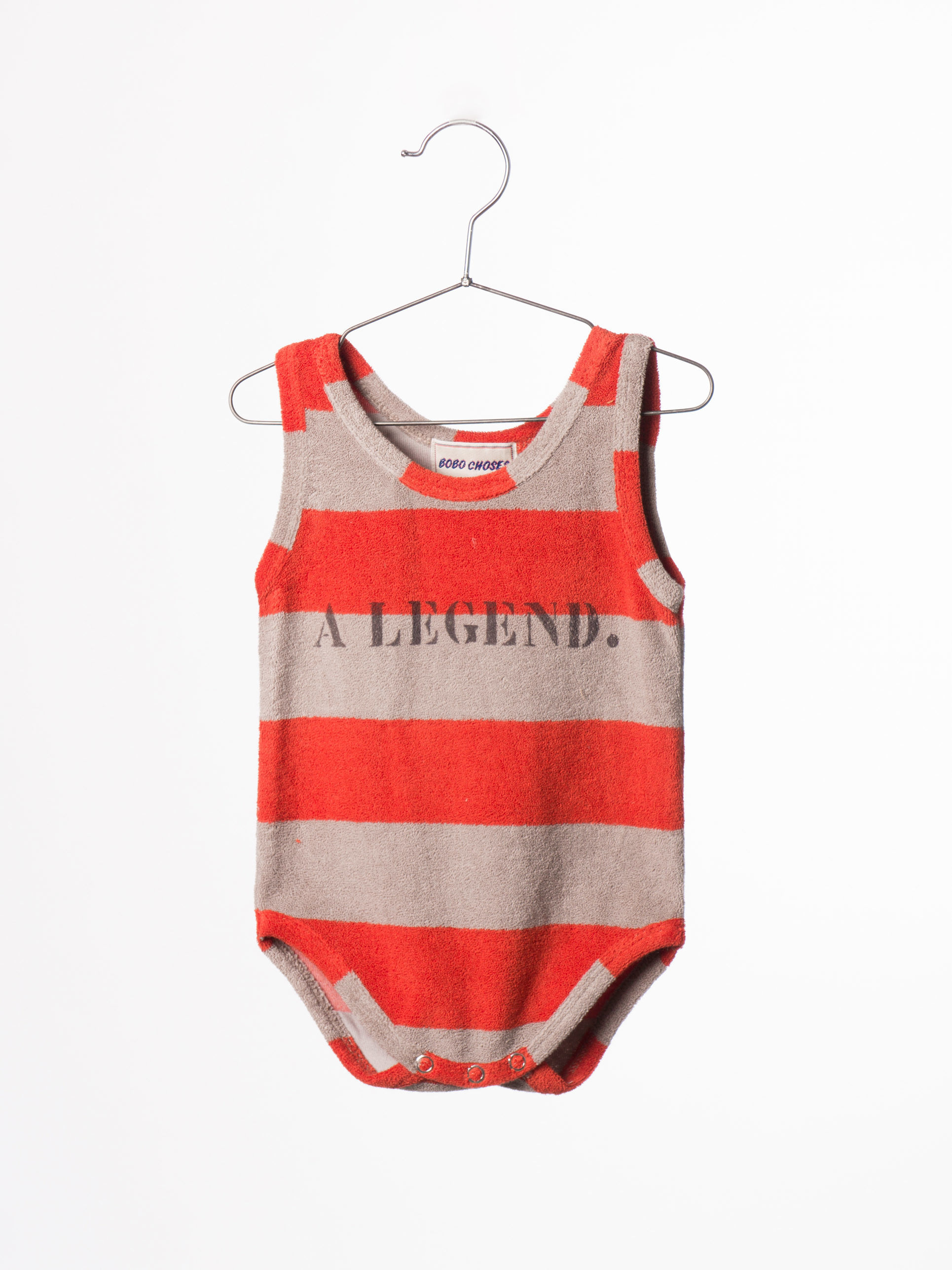 【BOBO CHOSES 2017SS】 Striped Terry Body A Legend
