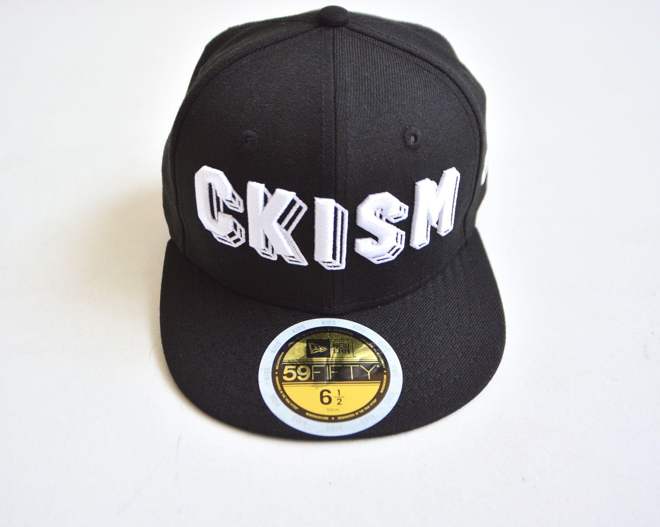 【 CKISM 2017SS 】 New Era 5950キャップ