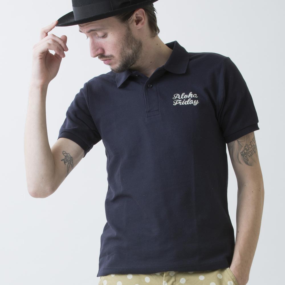 [SALE][30%OFF] PROJECT SR'ES(プロジェクトエスアールエス) / SUMMER RESORT POLO(高機能素材を使用した半袖ポロシャツ) -GOLF CLUB LINE-