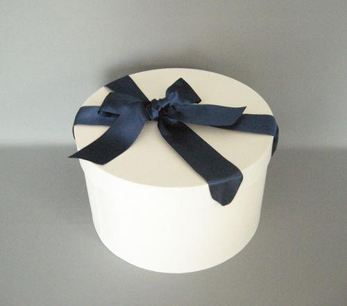 Hat box (型物帽子セット用)