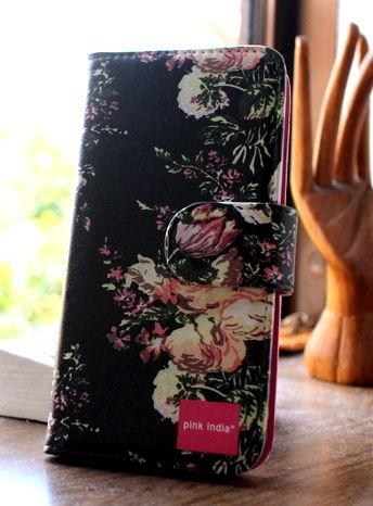 iphone5C用手帳型ケース Svf