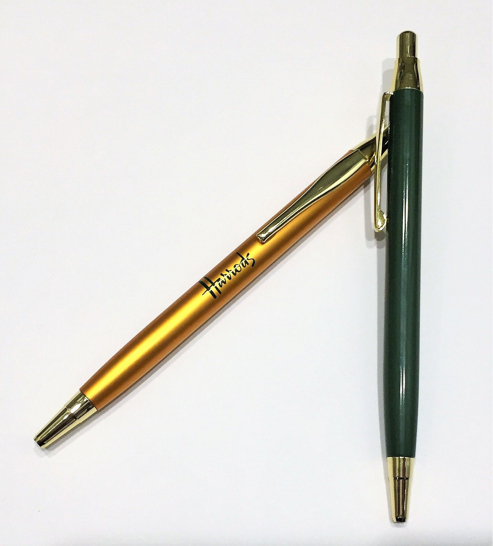 [Harrods] ハロッズ ボールペン / Harrods Logo Ball Pen