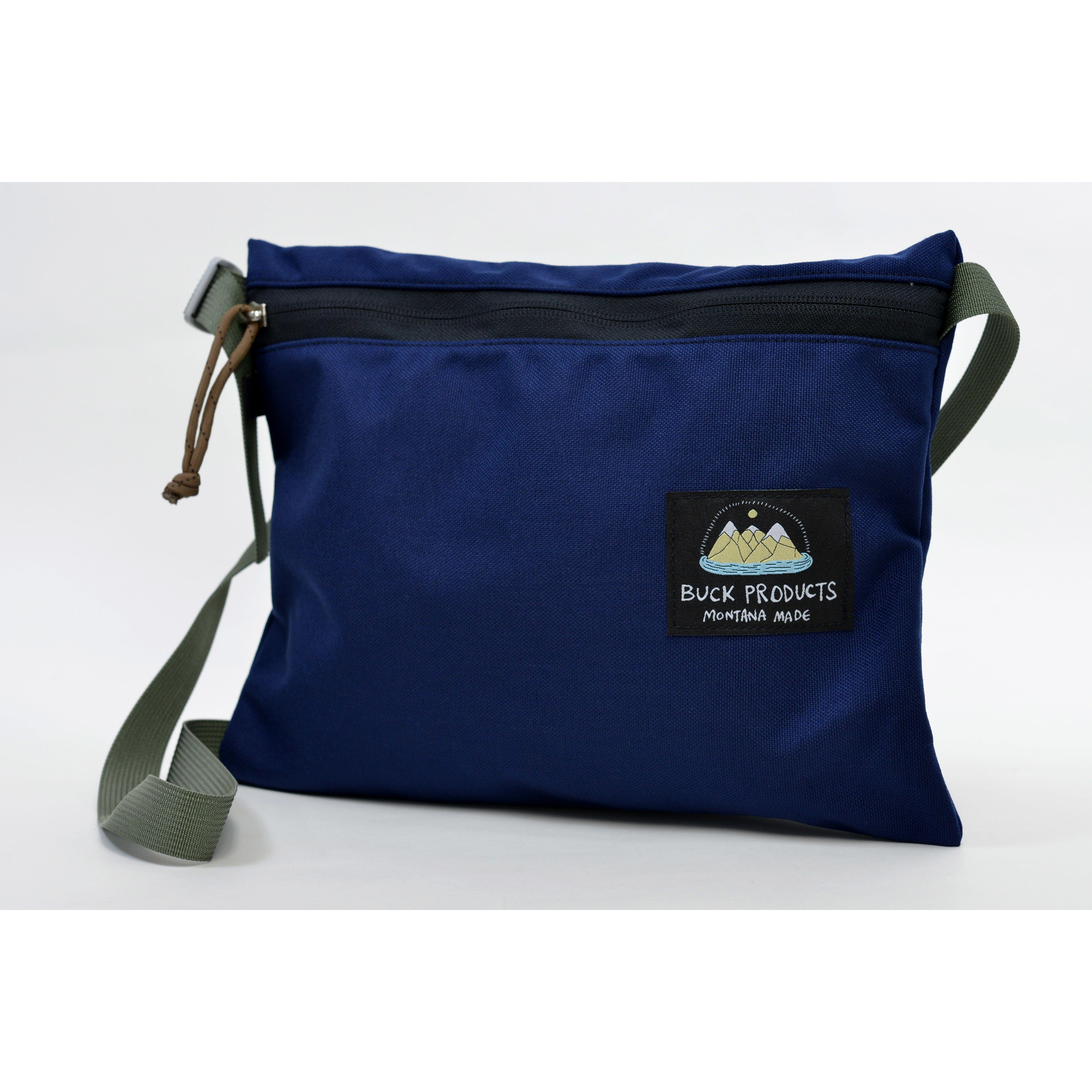 BUCK PRODUCTS Classic Musettes Bag クラシック ミュゼットバッグ サッコシュ ハンドメイド バックプロダクツ ボーズマン アウトドア ショルダーバッグ pcバッグ