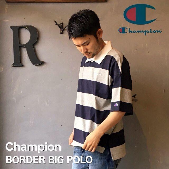 "Champion ""RUGGER SHIRT"" OX Gray"