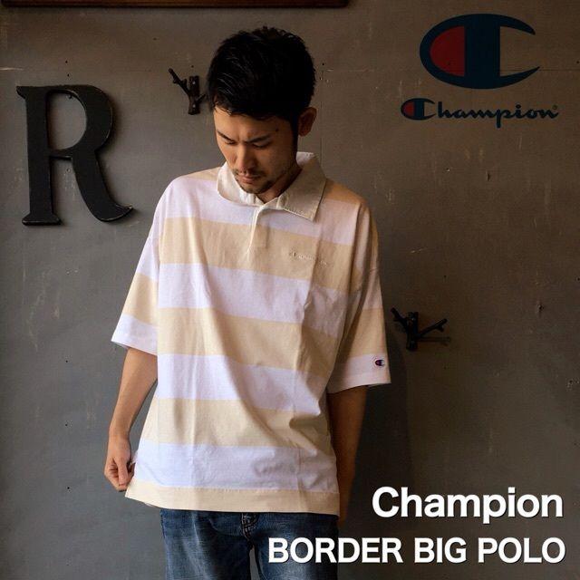 "Champion ""RUGGER SHIRT"" Cream"