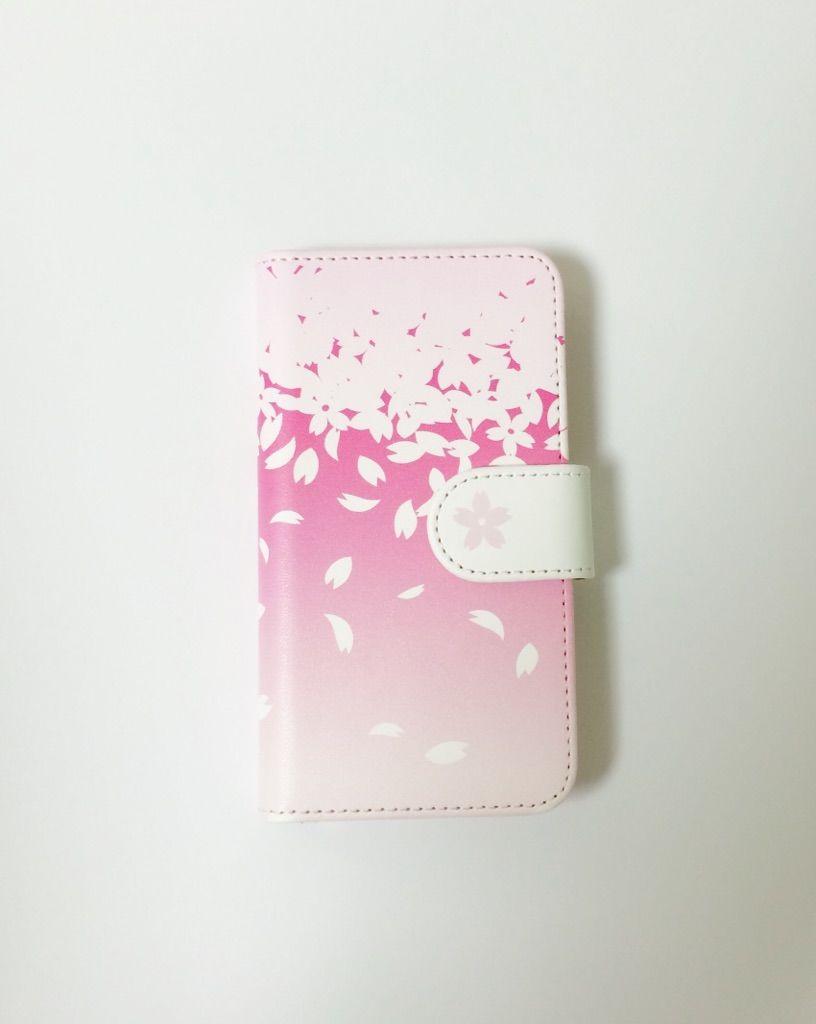 手帳型ケース SAKURA
