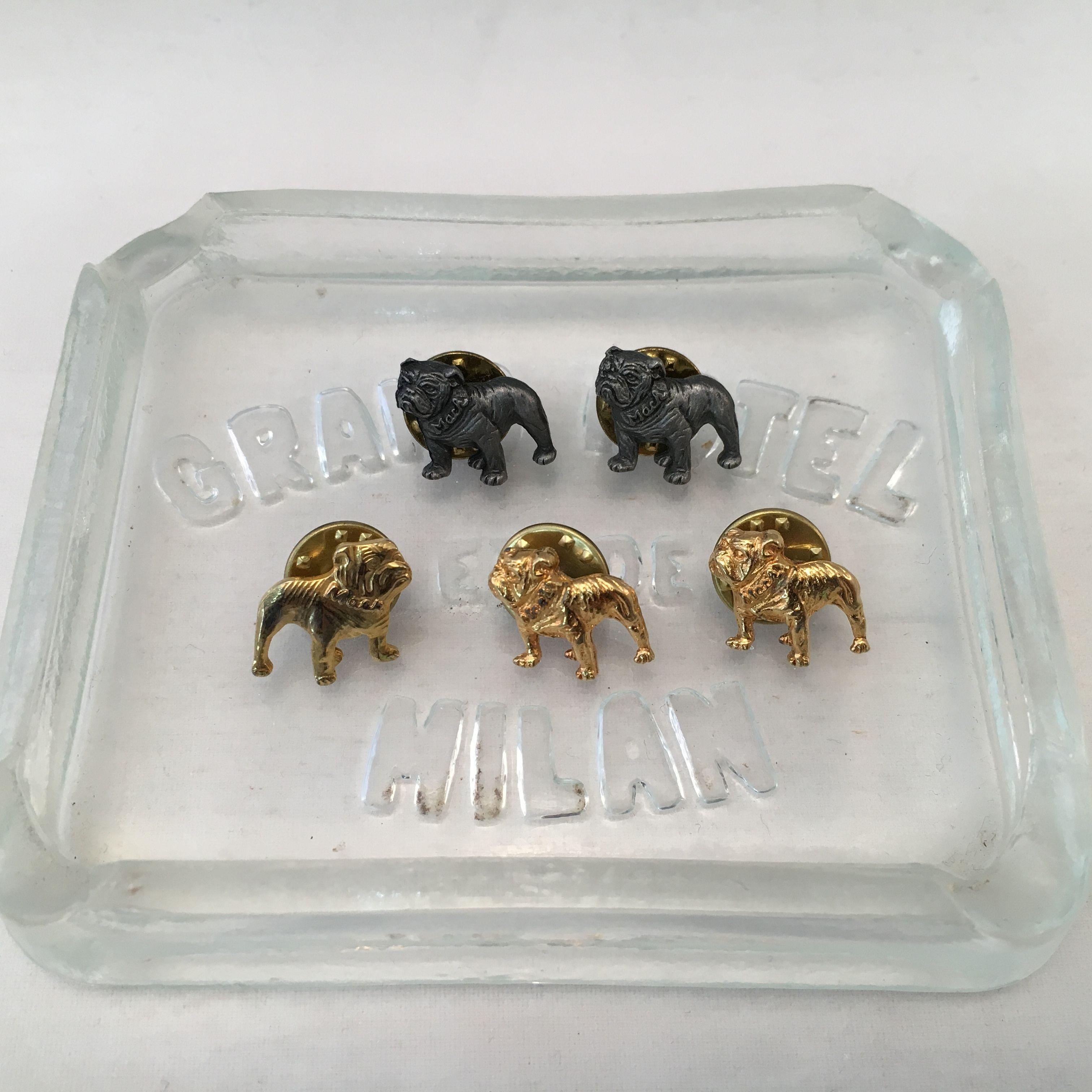 Bulldog Pins(OLD&NEW)