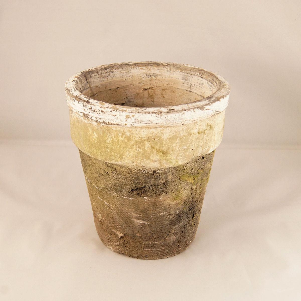 アンティークポット(antique pot)13/14 ホワイトリム