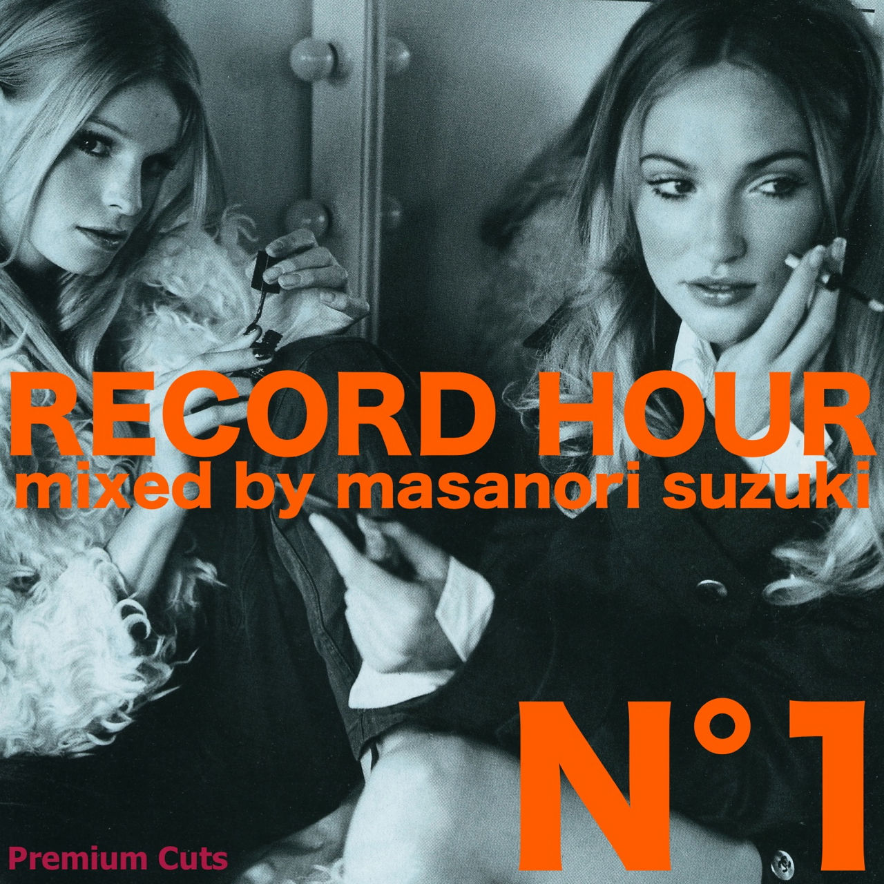 Premium Cuts presents [RECORD HOUR N°1] mixed by Masanori Suzuki