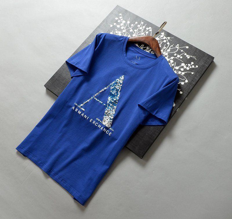 XO-2(3)?春夏【美品】ARMANI アルマーニ 人気ブランド メンズ 半袖/Tシャツ
