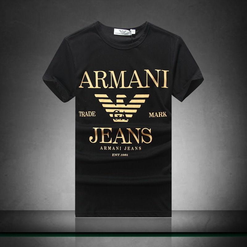 AD-9(12)?春夏【美品】ARMANI アルマーニ 人気ブランド メンズ 半袖/Tシャツ