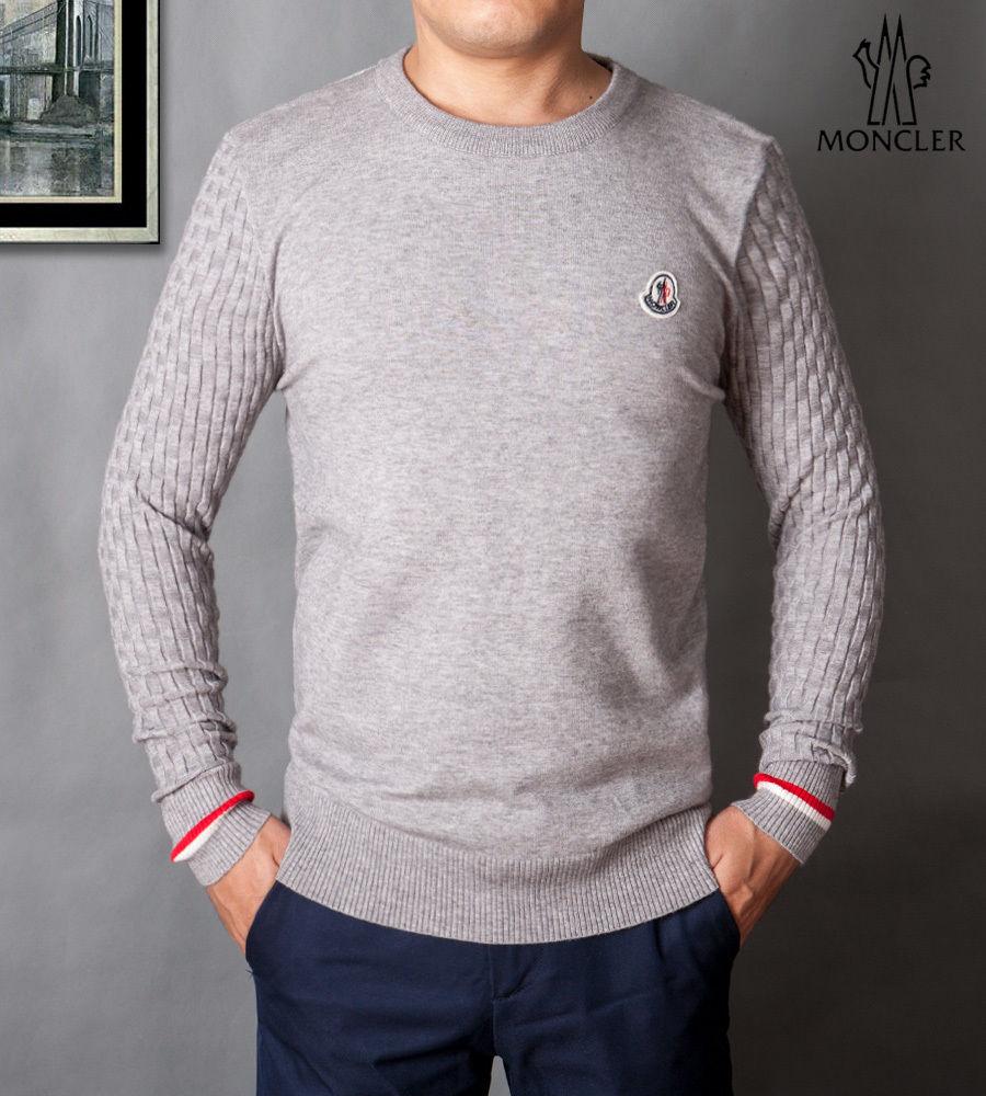 QH-111(3)?【大人気商品】モンクレール MONCLER  セーター 防寒 温かい メンズ 大人気