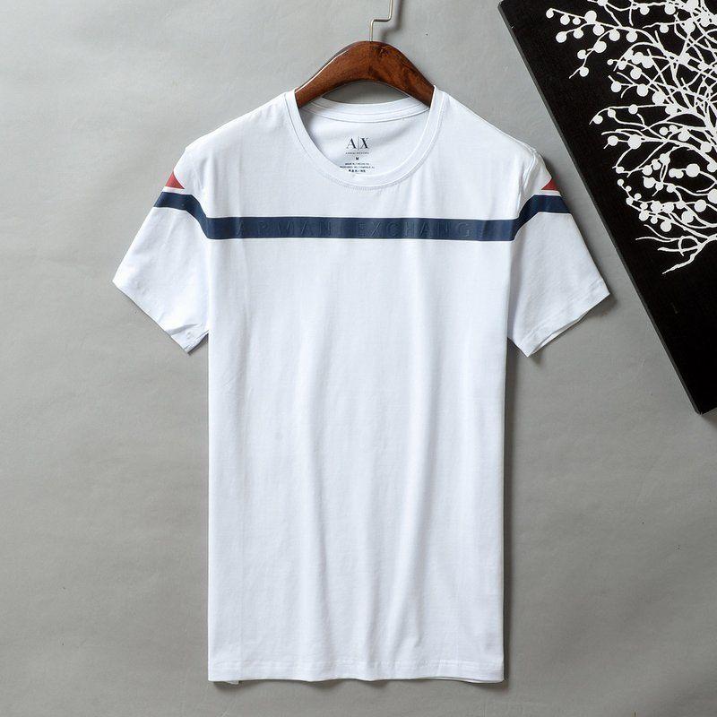 XO-3(3)?春夏【美品】ARMANI アルマーニ 人気ブランド メンズ 半袖/Tシャツ