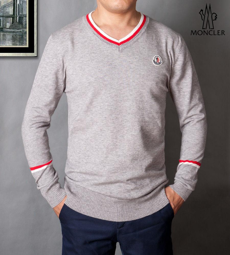 QH-112(3)?【大人気商品】モンクレール MONCLER  セーター 防寒 温かい メンズ 大人気