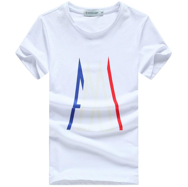 PW-2(1)?春夏新登場【美品】モンクレール MONCLER トップス  半袖/Tシャツ