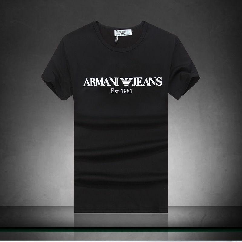AD-9(15)?春夏【美品】ARMANI アルマーニ 人気ブランド メンズ 半袖/Tシャツ