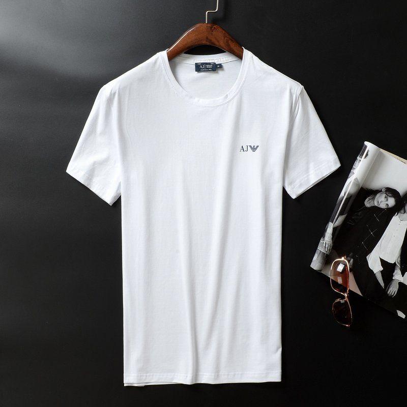XO-6(4)?春夏【美品】ARMANI アルマーニ 人気ブランド メンズ 半袖/Tシャツ