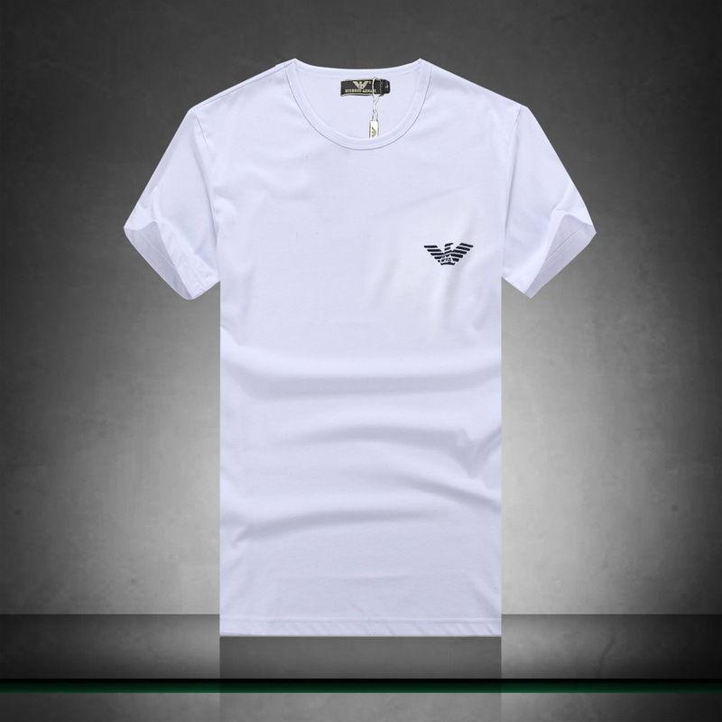 AD-9(2)?春夏【美品】ARMANI アルマーニ 人気ブランド メンズ 半袖/Tシャツ