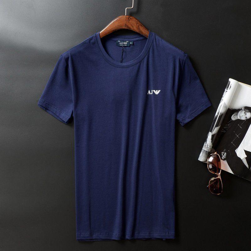 XO-6(1)?春夏【美品】ARMANI アルマーニ 人気ブランド メンズ 半袖/Tシャツ
