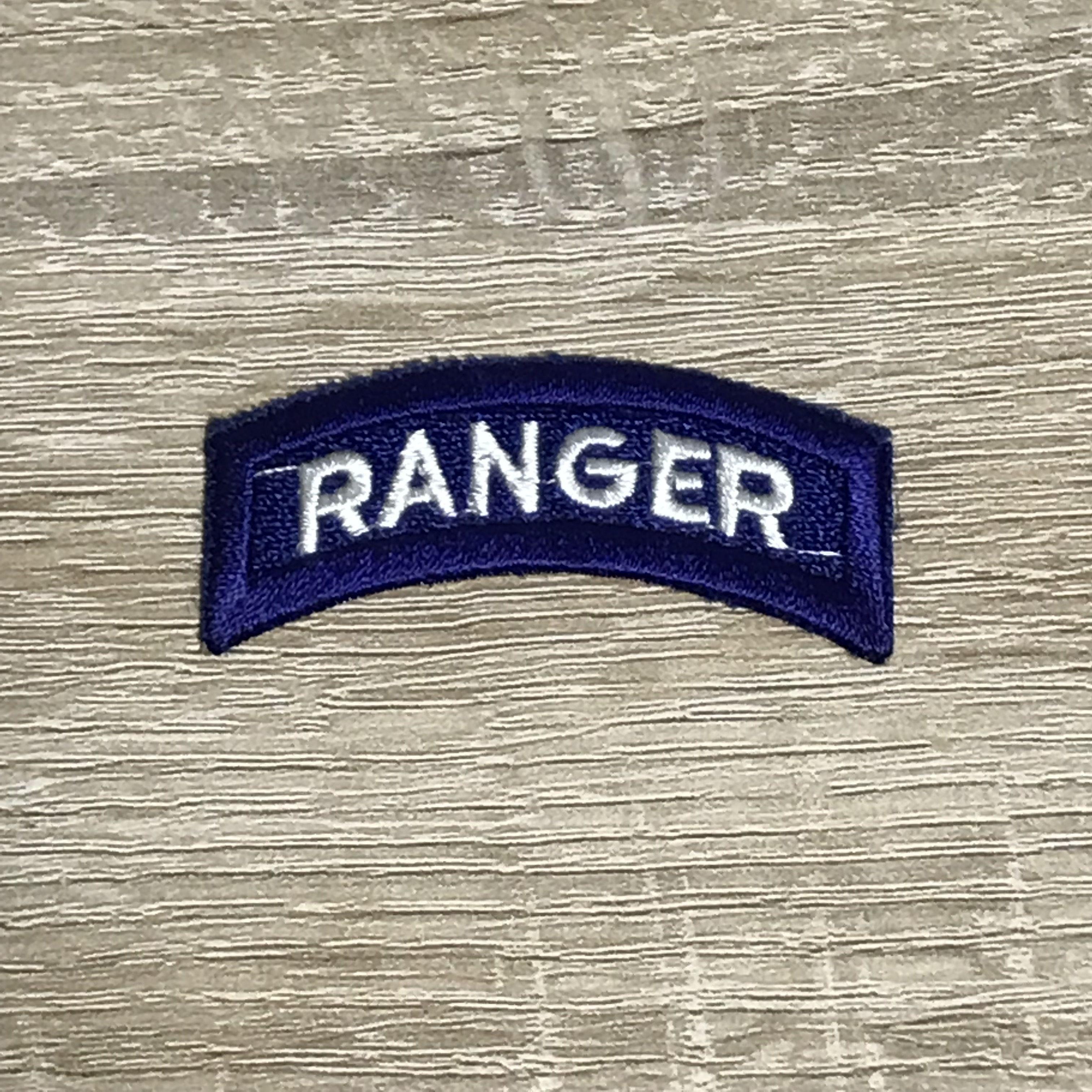 アメリカ陸軍 RANGERパッチ