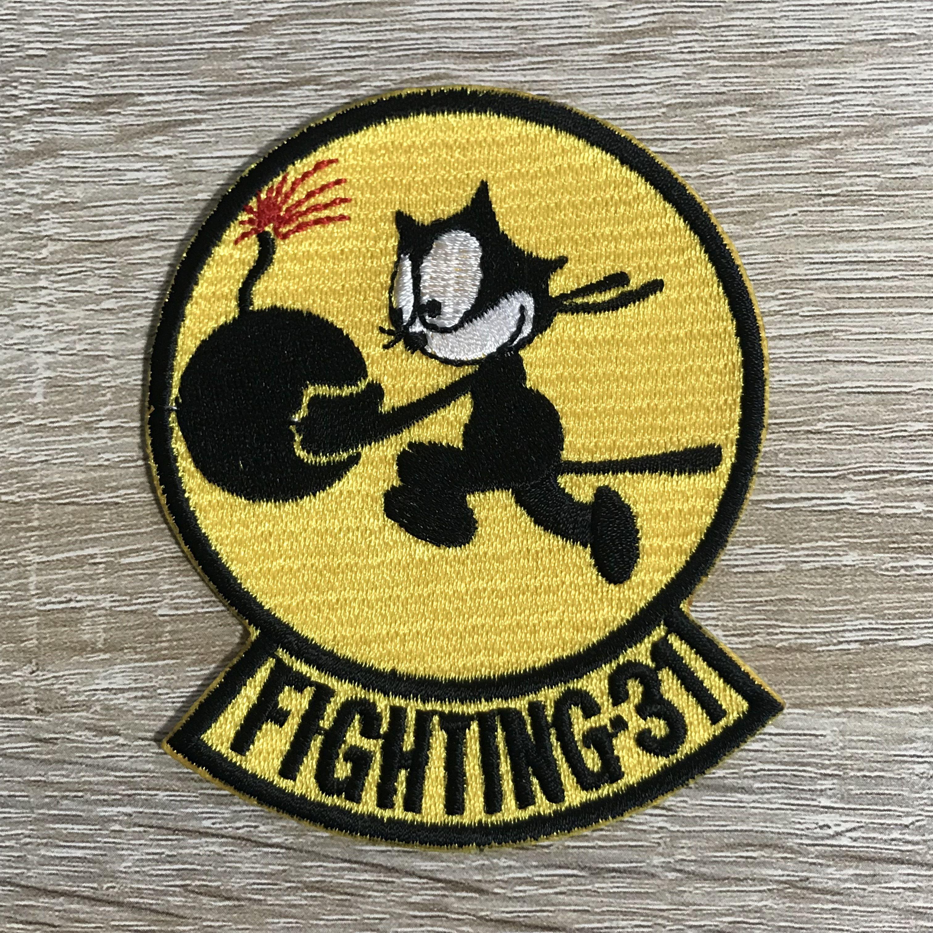 VFA-31 Tomcatters SQパッチ
