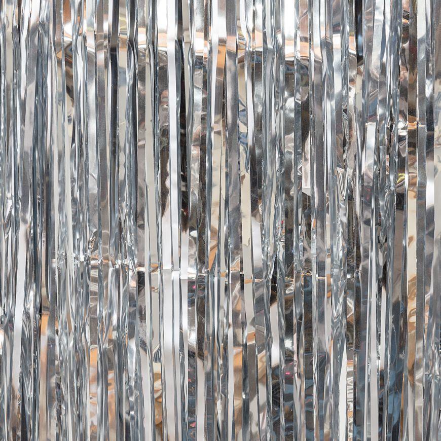 シルバーホイルカーテン