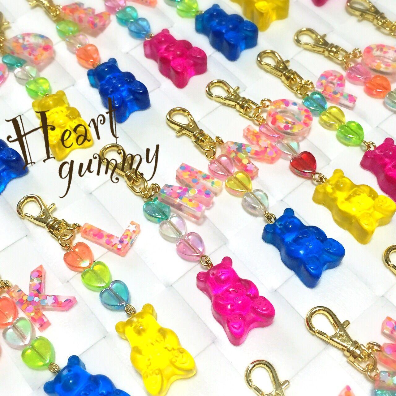 Heart gummy