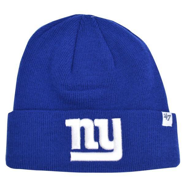 47 Brand NFL NY KNITCAP (フォーティーセブンブランド カフニットキャップ ニューヨーク・ジャイアンツ)